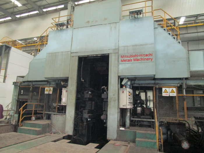 Used 1250mm 6-Hi Hitachi Cold Rolling Mill: RM-440