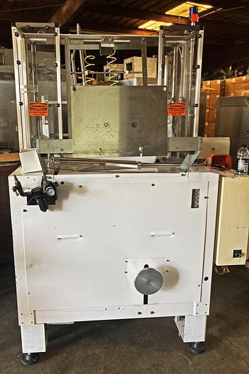 """Used USED Adco AFH Fully Automatic Tuck Tray Erector, 63""""w x 73""""d x 98""""h"""