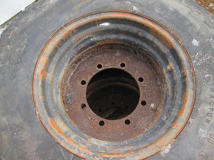 """Firestone Turf Tires 28L-26 On 25"""" Rim"""