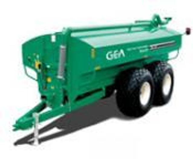 New - products GEA Manure Tanker