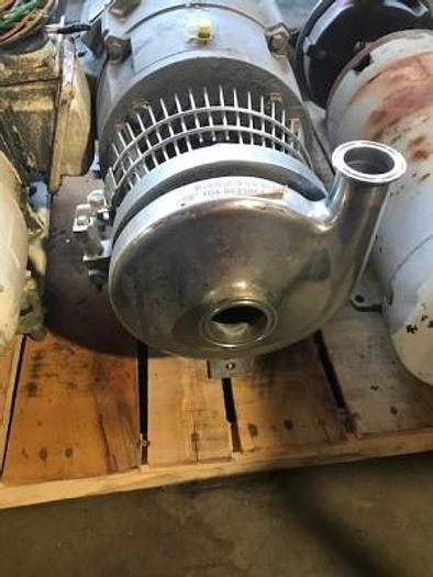 Tri Clover 10 HP Pump