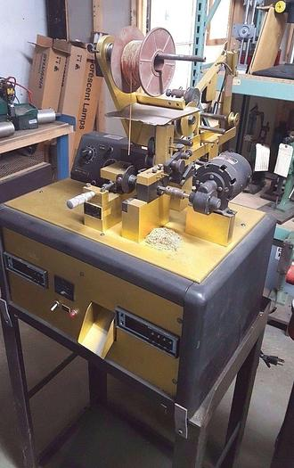 Used Crafford Automatic jewelry Chain Cutting Machine Cut to length gold cutter