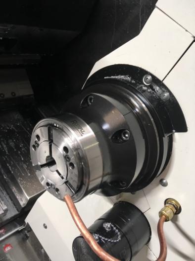 2018 DMG Mori Seiki NLX-2500SY / 700