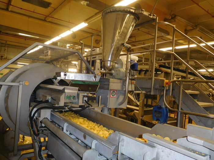 Complete Tortilla Chip Production Line