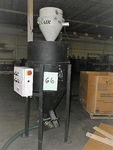 Used Conair Hopper Loader with Drop Box stock # 4679-015