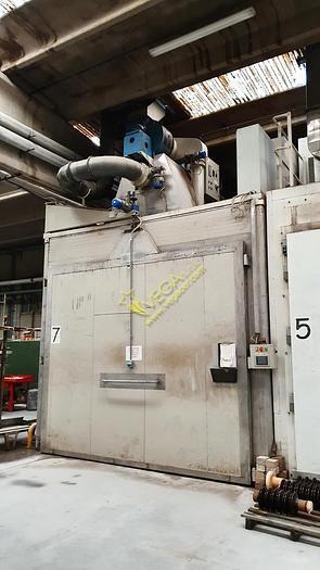 Used Static dryer BRICK SERVICE