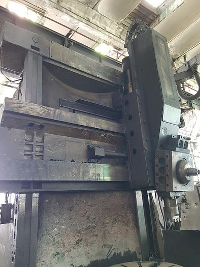 1983 Vertical Turning Lathe SC17NCC with turret head