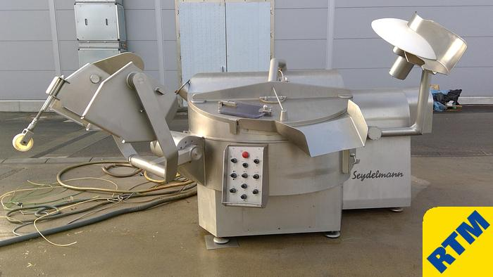 Used Bowl Cutter