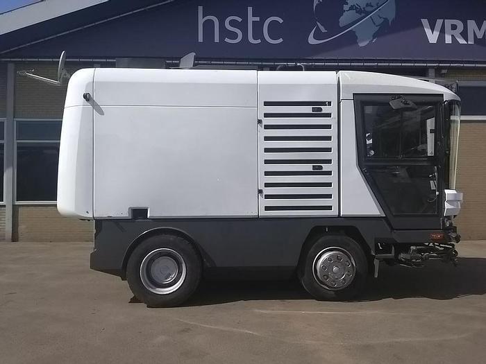 Gebruikt 2011 RAVO 580 STH