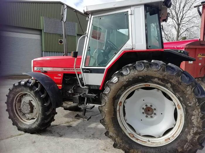 Used Massey Ferguson 3125 4wd Tractor
