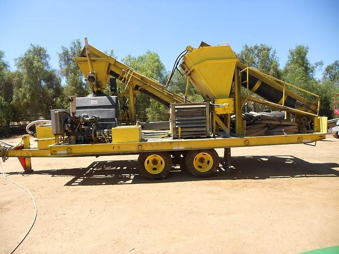 Used 2008 Gunite Rig