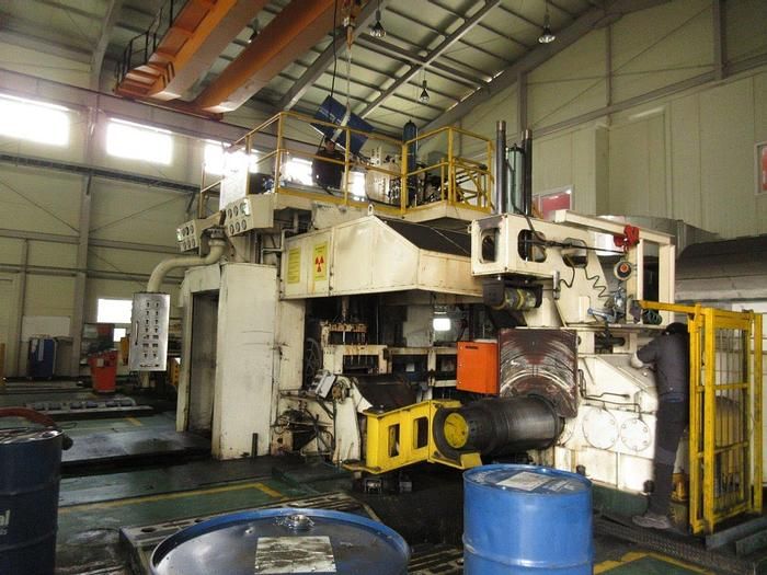Used 500mm Nash 4-Hi Reversing Cold Mill: RM-445