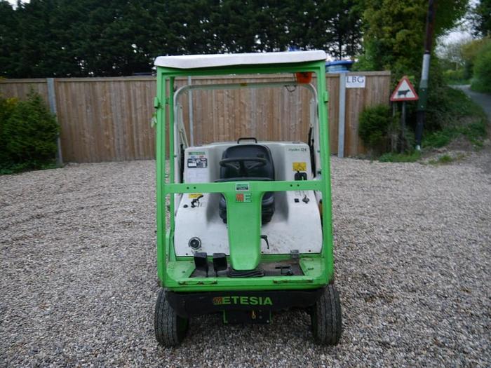 Etesia H124DS Mower