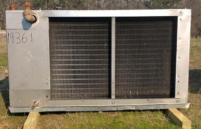 Used Krack Ammonia Evaporator; Md#DTX25-470-RBA-HGU-RH