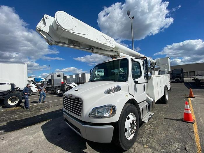Used Altec AM855 60ft Bucket Boom on 2015 Freightliner M2-106 - MN2354