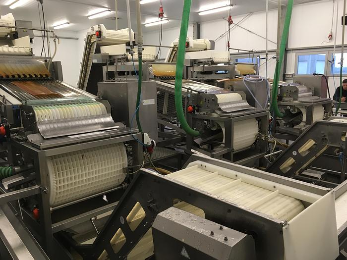 2013 Peruza/Arenco pelagic fish processing line