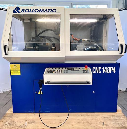 Gebraucht 2003 Rollomatic CNC 148 P4