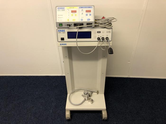 Erbe Diathermy ICC200/APC300