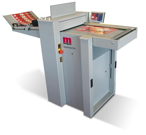 Morgana AutoFold Pro Automatic Folding Machine