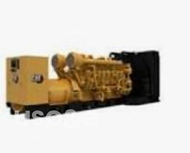 Used 1.8 MW 2018 New Caterpillar 3512B Diesel Generator Sets