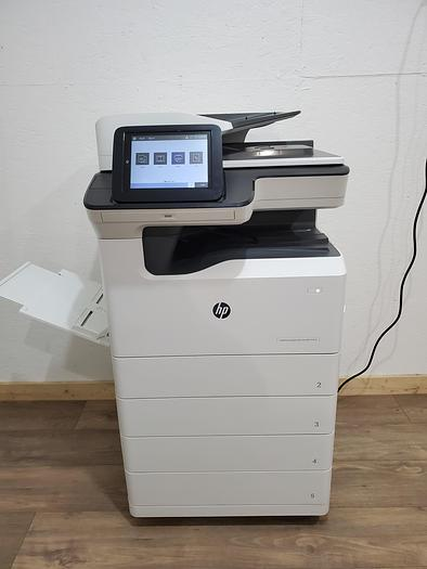 Used HP PageWide E77650 Full Color