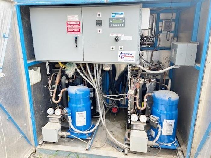 Used American GeoThermal Combo Water Chiller & Heater
