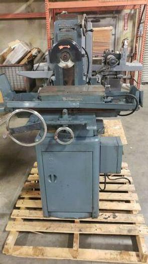 "Used BOYER SCHULTZ CHALLENGER MANUAL SURFACE GRINDER WITH MAG CHUCK 6"" X 18"""