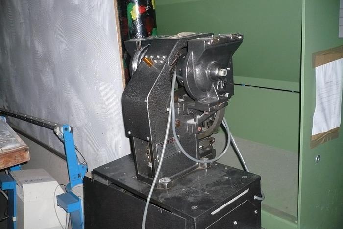 Gebraucht Ösenautomat MKaneM  APM-201/NP