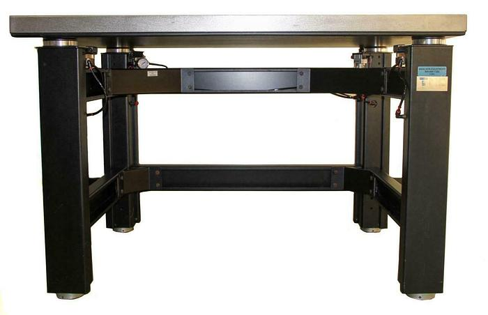 """Used TMC 63-541 Micro-G Vibration Isolation Pneumatic Table 48 x 34 x 33"""" (7385)W"""