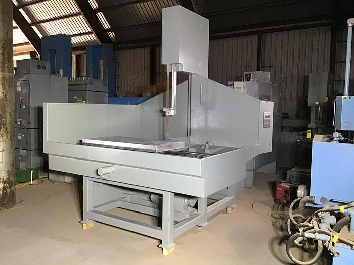 Dual Axis Block Saw