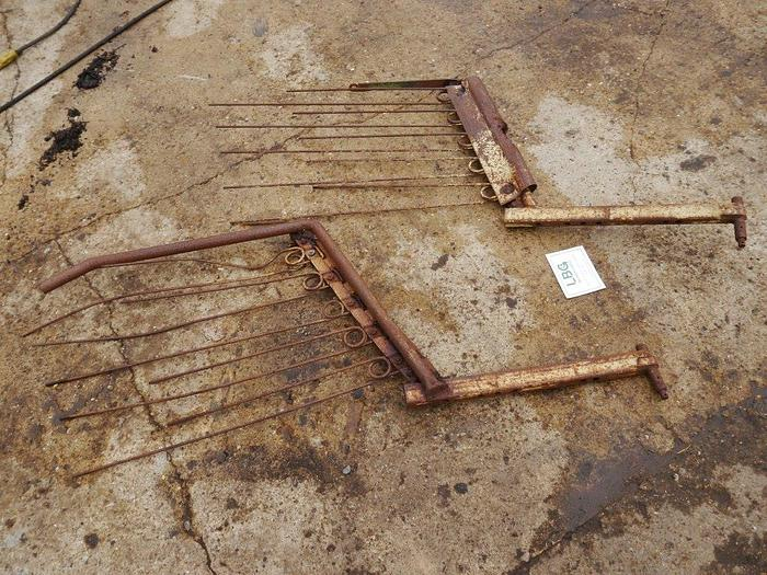 Used Hay Tedder Gates