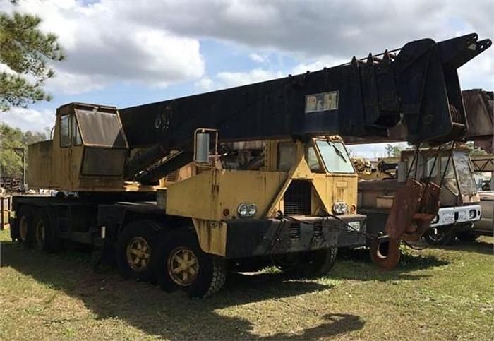 Used 1971 P & H T650