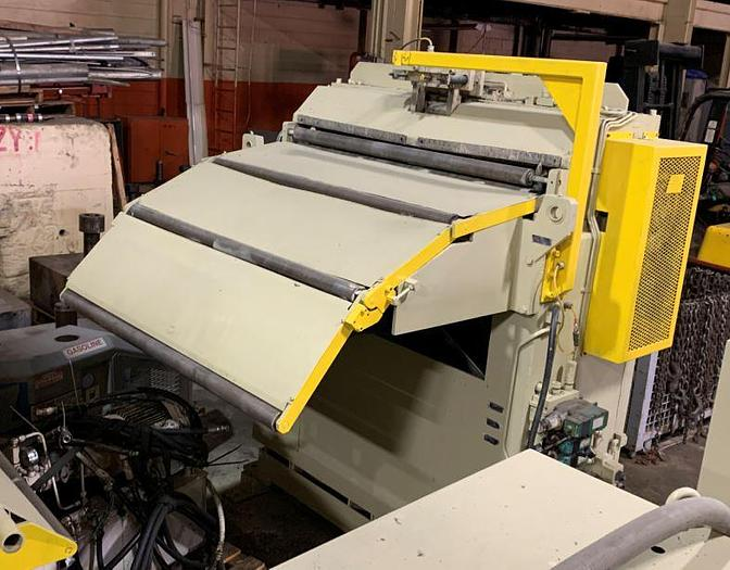 "48"" Littell Servo Feeder"