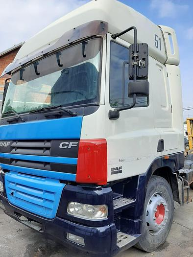 Gebruikt 2003 DAF 85 CF 430 , euro 3, automatic