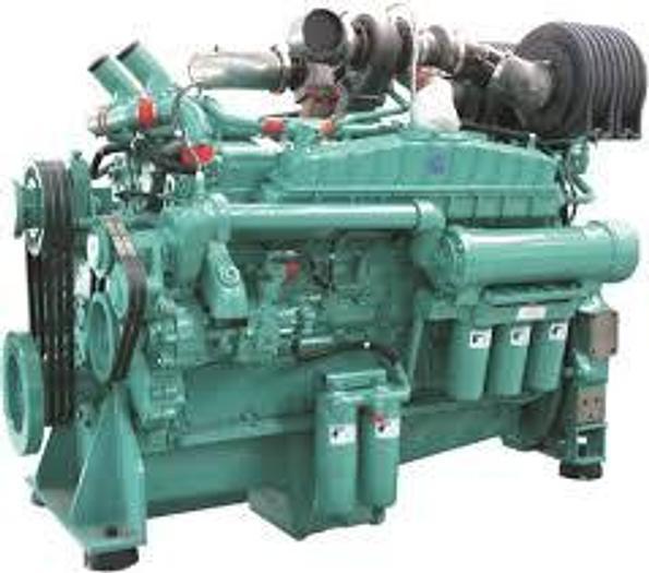 0.55 MW 2019 New Cummins VTA28G5 Diesel Generator