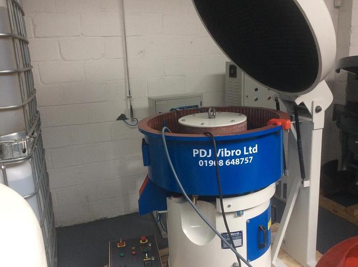 Used Refurbished PDJ Vibro VIB 90 Vibratory Bowl