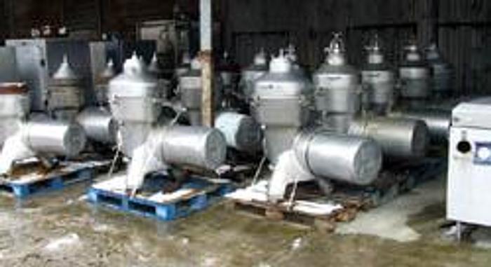 Używane Wirówka do mleka LWG-47
