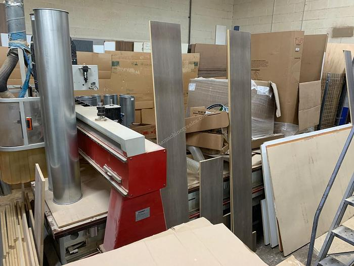 Used Cosmec 4x8 and 5x10 CNC Routers
