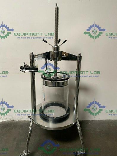 Used Millipore QuikScale GA351511 Chromatography Column 350 x 550