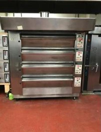 Used TOM CHANDLEY 4 DECK OVEN