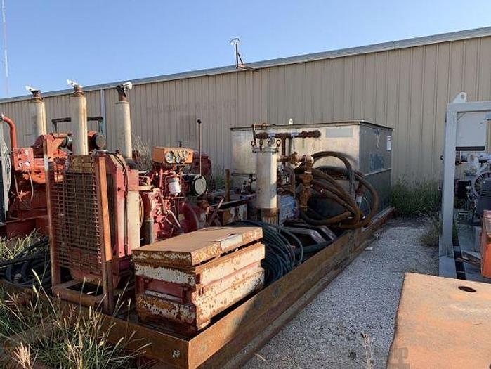Used NATIONAL J-60 - MIST PUMP