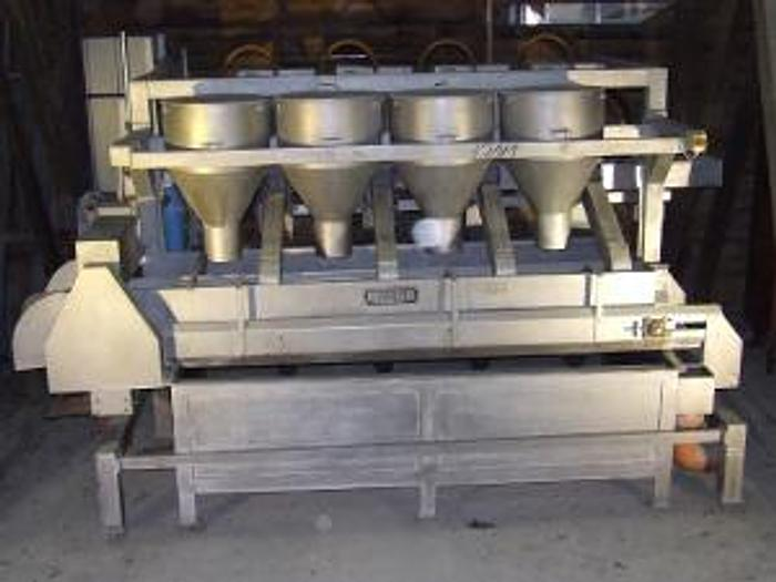 Używane Maszyna sortująca - JUSTUS MHS-QUADRIGA ALTERNA