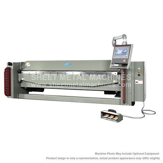 GMC CNC Power Folder EFM-1014CNC