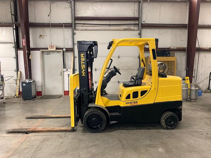 Used HYSTER S100FT FORKLIFT