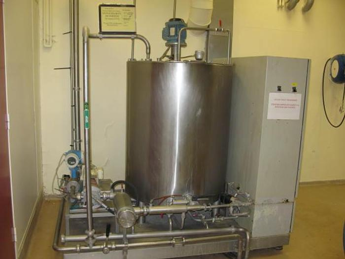 DUMOULIN T-IDA-3000 COATING DRUM