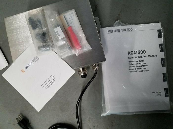 Sartorius Communication Module ACM500 Medical Pharmaceutical