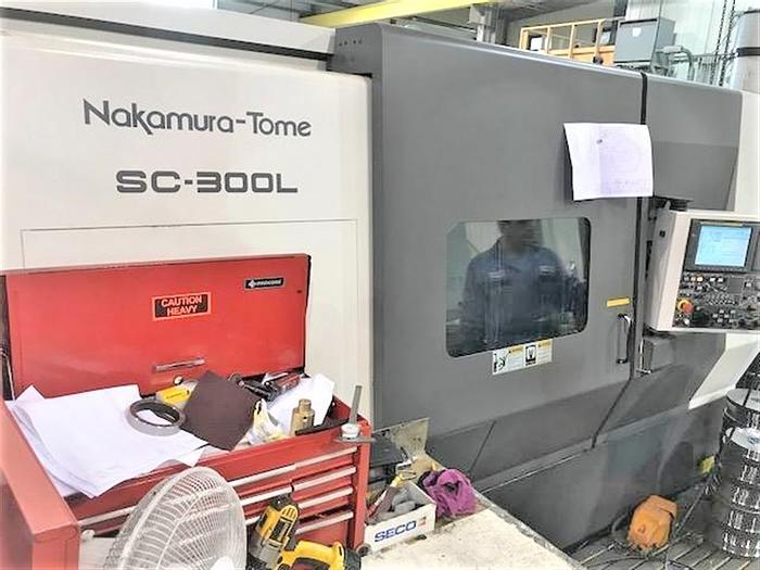 Used 2012 Nakamura Tome SC300 LY