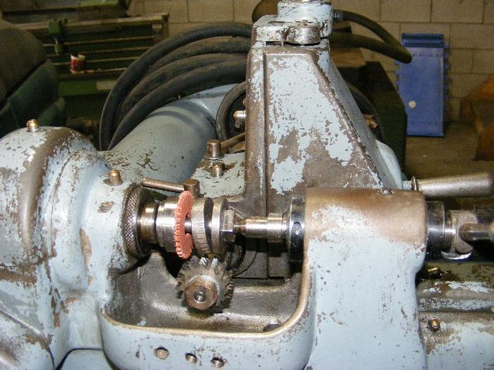 Mikron Model 79 Gear Hobber 1671