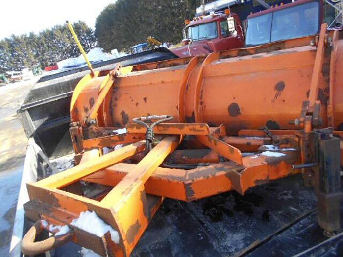 Glendale Plow- Stock #: 8020
