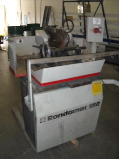 Weinig Rondamat 950 Profile Knife Grinder